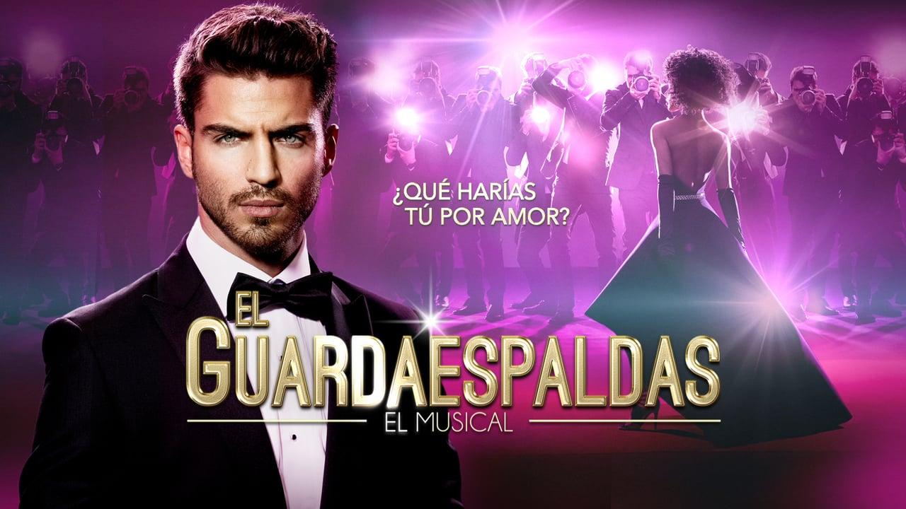 Maxi Iglesias protagoniza el musical 'El Guardaespaldas'