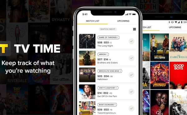TV time: La app obligatoria para seriéfilos