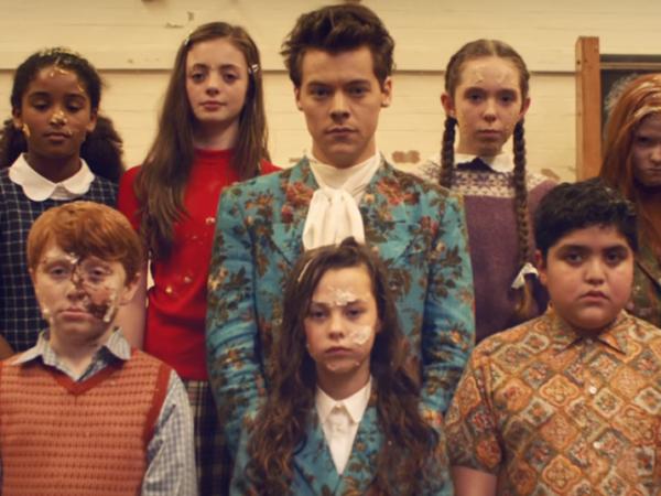 El significado de Kiwi, el nuevo videoclip de Harry Styles