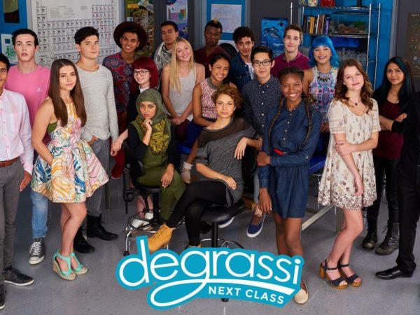 10 razones para ver Degrassi Next Class