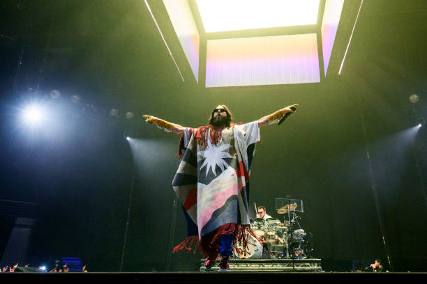 Thirty Seconds To Mars en Madrid
