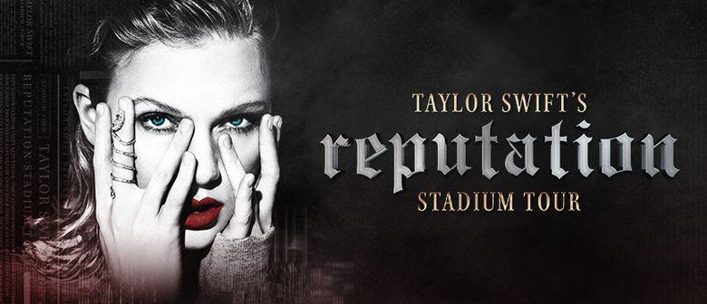 Así será el 'Reputation Stadium Tour' de Taylor Swift