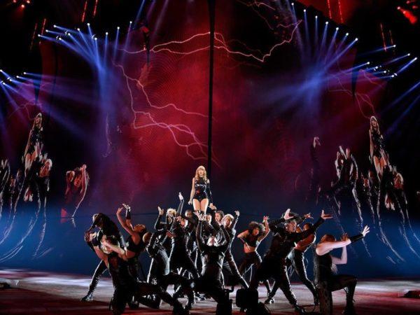Taylor Swift arrasa con su Reputation Stadium Tour
