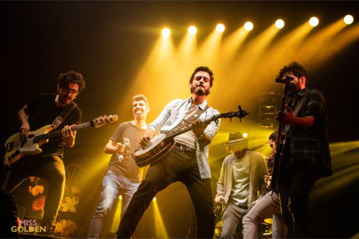 El concierto de Morat en Barcelona que nunca más va a volver a pasar