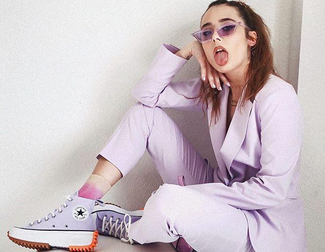 Las sneakers del momento son de Converse (otra vez)