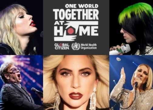 Lady Gaga vuelve a lo grande con el macroconcierto One World: Together At Home