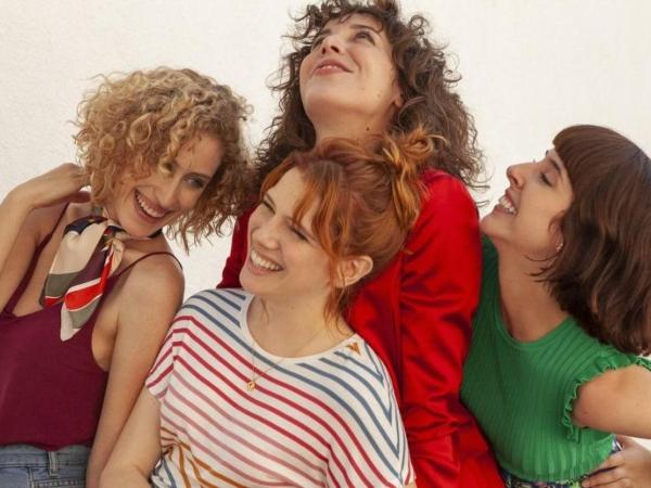 La serie 'Valeria' aterriza por fin en Netflix