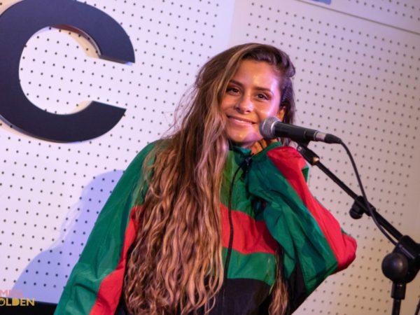 """CAMI: """"Las mujeres estamos haciéndonos cargo del cambio en la música"""""""