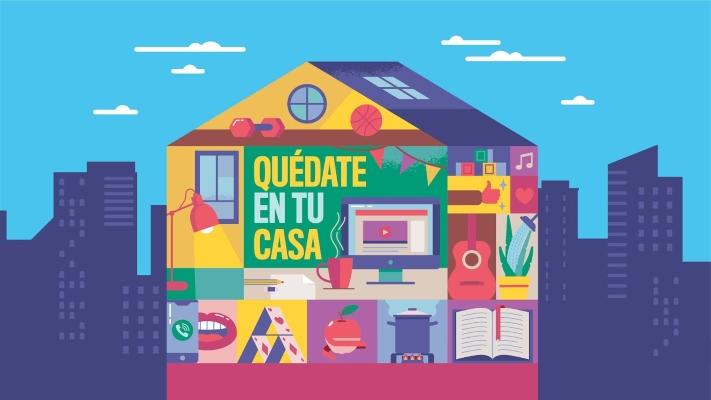 Conciertos desde casa: en cuarentena, ¡la música también se queda en casa!