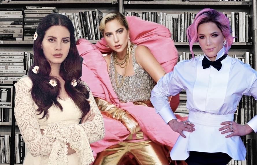 Lana del Rey, Lady Gaga y Halsey: de cantantes a escritoras