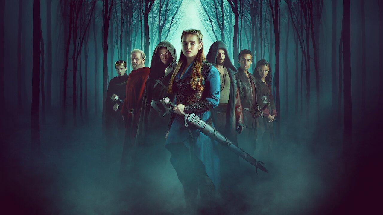 'Maldita': la serie de fantasía en el top 10 de Netflix