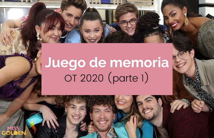 Juego de memoria OT 2020 (parte 1)