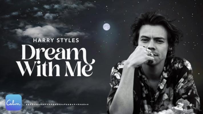 Harry Styles pone voz a un cuento de meditación en la app 'Calm'