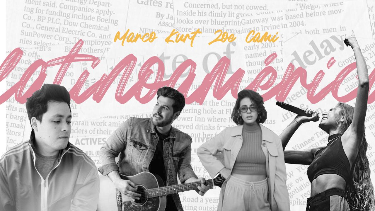 4 artistas latinoamericanos que no te puedes perder