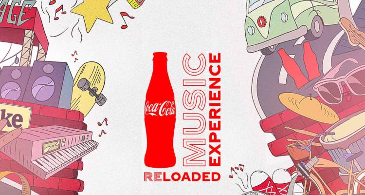 CCME Reloaded: Vuelve el Coca-Cola Music Experience con una edición muy especial