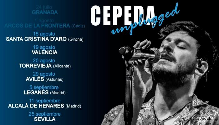 El tour CEPEDA (UNPLUGGED) pasa por el sur de Madrid