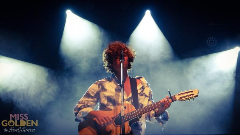 Guitarricadelafuente deja huella en la noche aragonesa