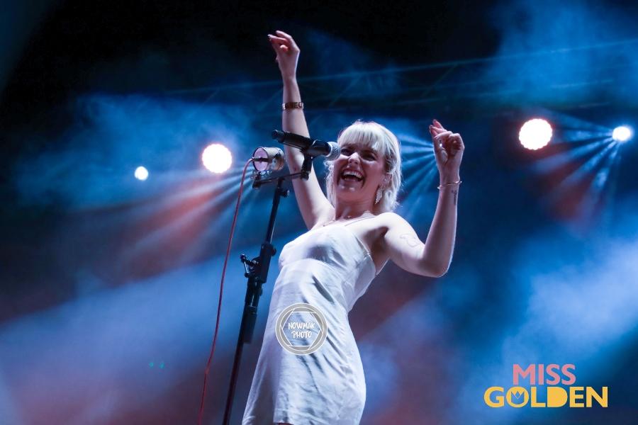 Alba Reche regala su mejor sonrisa a Murcia en el 'Murcia ON festival'