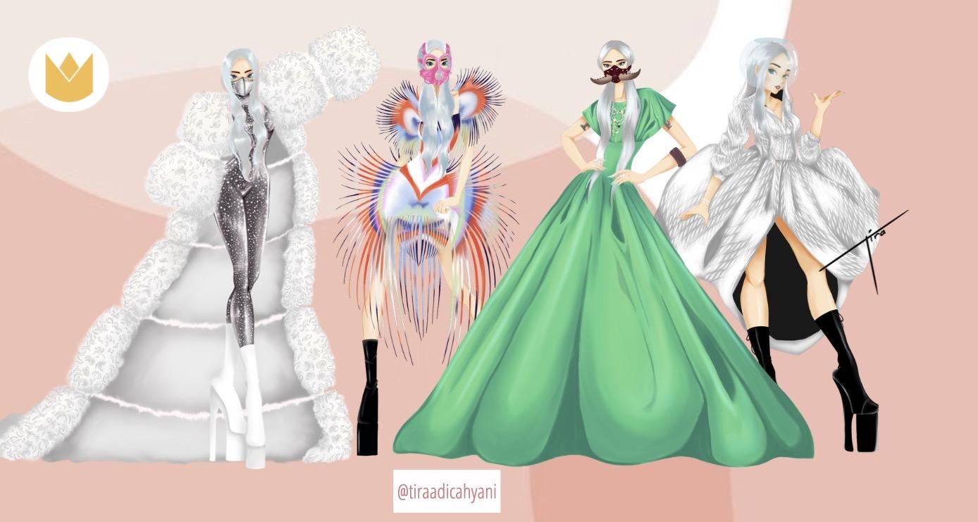 ¿Quién se esconde detrás de los looks de los VMAS 2020 de Lady Gaga?