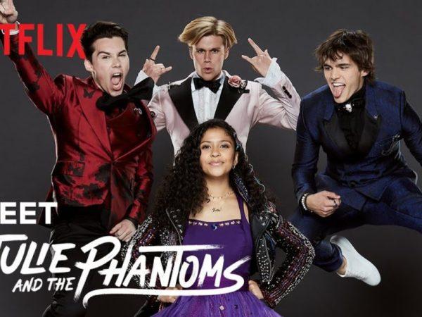 5 razones por las que ver 'Julie and the Phantoms'