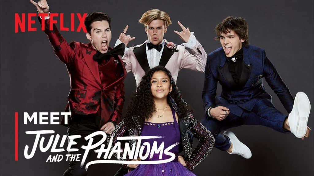 5 razones por las que ver 'Julie and the Phantoms'