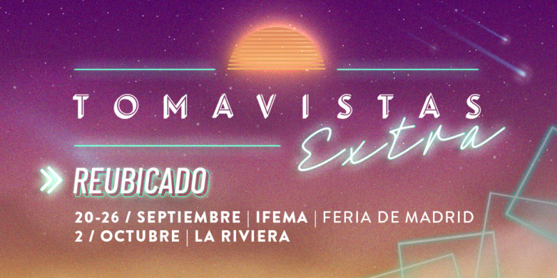 El festival Tomavistas Extra se celebra tras reubicar sus escenarios