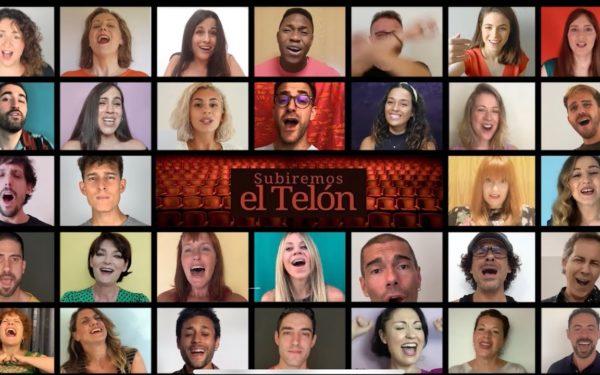 'Subiremos el Telón': la iniciativa que impulsa el teatro en tiempos de Covid-19