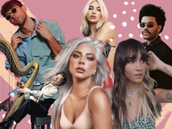 Nominados a los MTV EMA 2020, desde Dua Lipa a Aitana