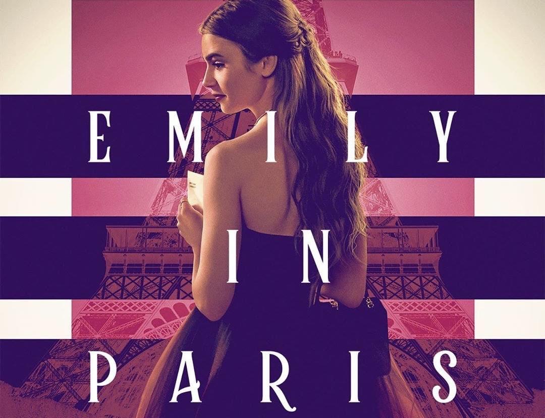 Los looks más chic de Lily Collins en 'Emily en París'