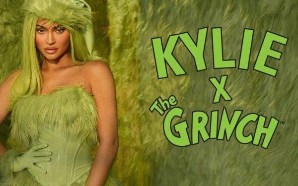 «Kylie x The Grinch»: La nueva colección de maquillaje de Kylie Jenner