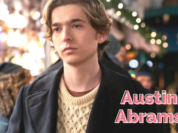 Quién es Austin Abrams, el chico de las películas teen alternativas