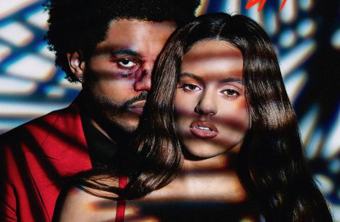 The Weeknd y Rosalia deslumbran