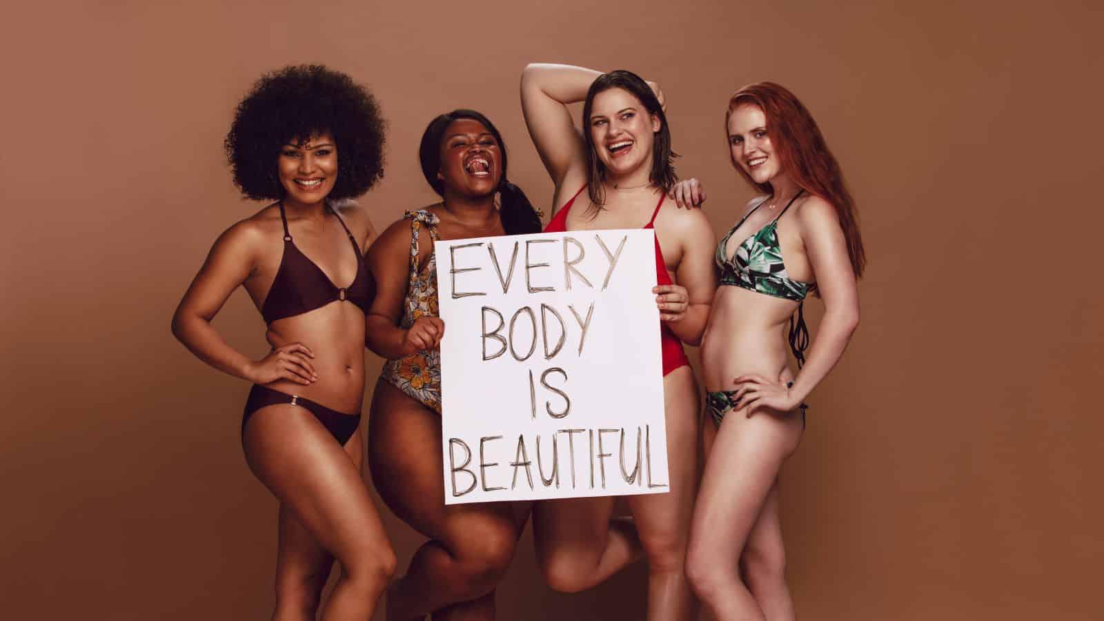 Entérate de qué es el Body Positivity a través de estas 5 cuentas