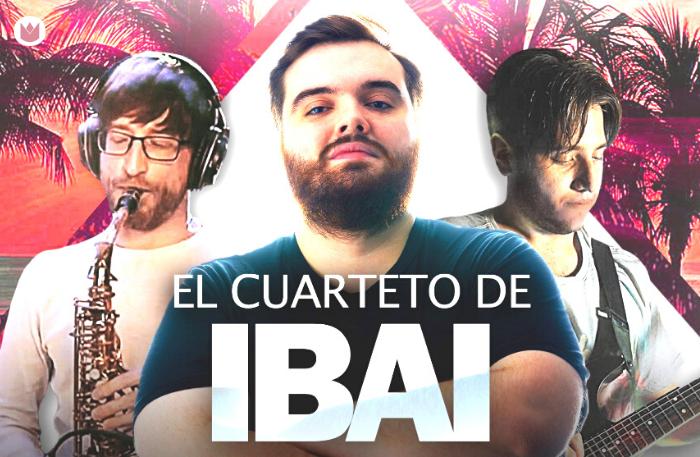 El cuarteto de Ibai: el streamer nos anima a dejar la toxicidad fuera