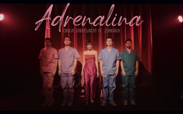 Chica Sobresalto y Zahara nos suben la 'Adrenalina' con su nueva colaboración