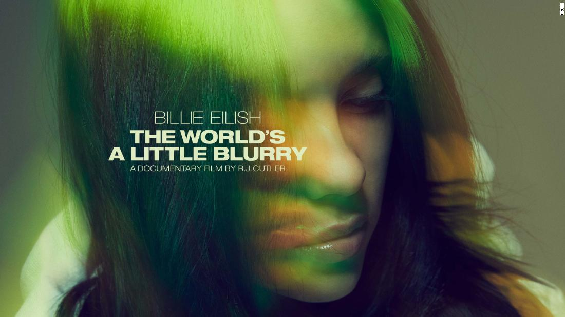 The World´s A Little Blurry: el documental que te hará conectar con Billie Eilish