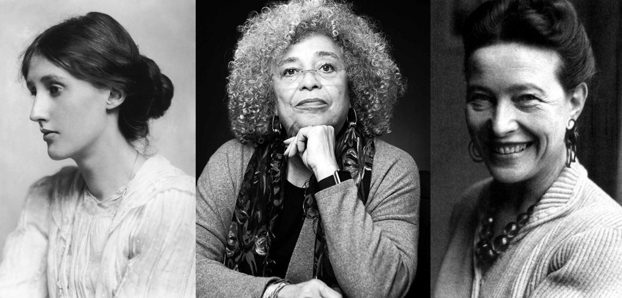 Tres escritoras, una revolución literaria