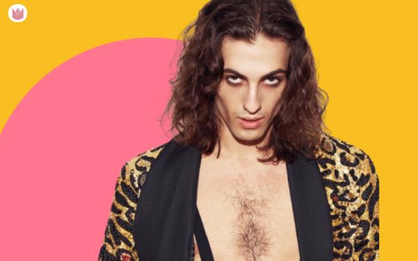 20 curiosidades sobre Damiano David, el nuevo rey del rock italiano
