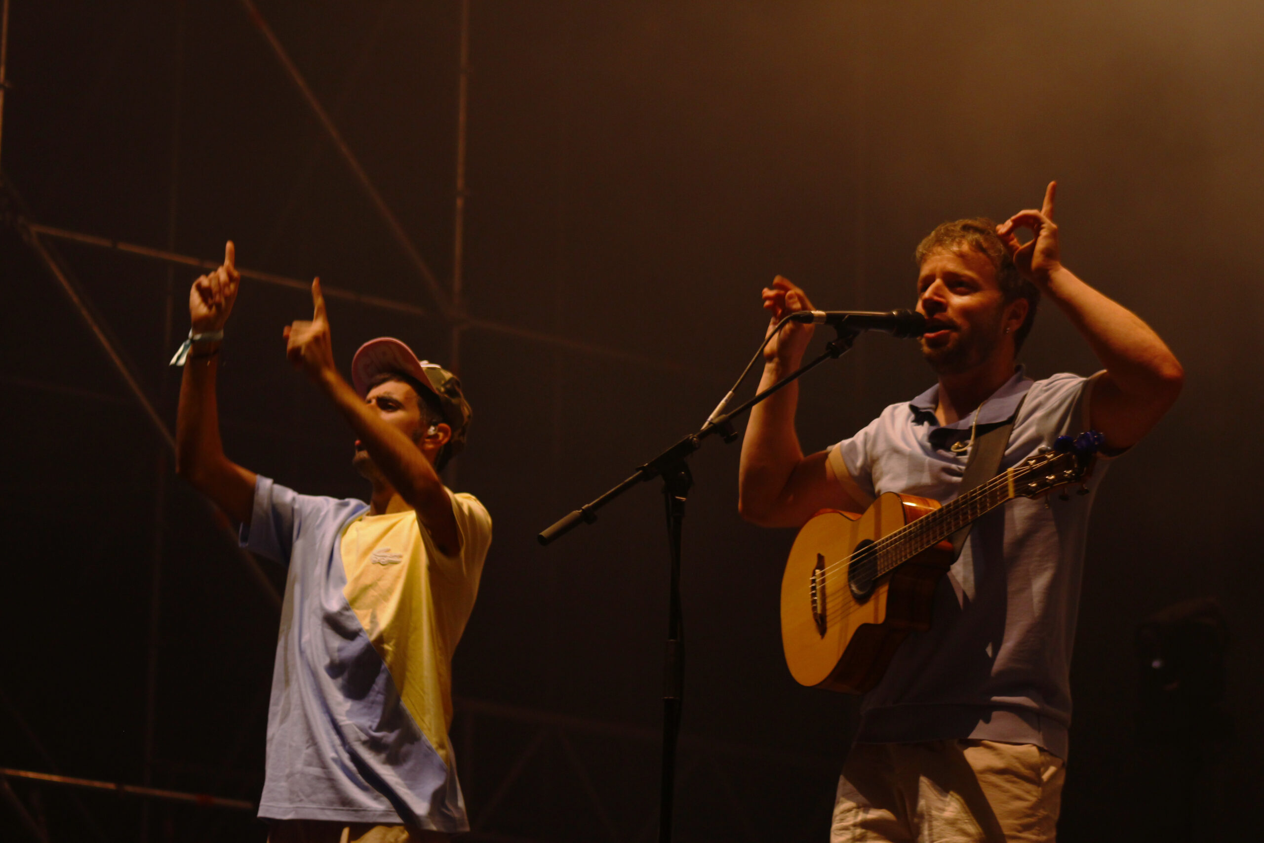 Oques Grasses hace doble 'sold out' en el Share Festival 2021